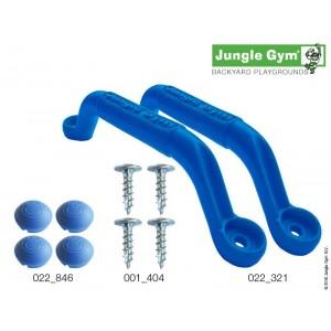 Kapaszkodó szett - Jungle Gym kék