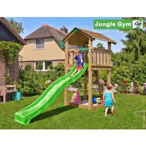 Kerti játszótér - Jungle Gym Cottage játszótorony
