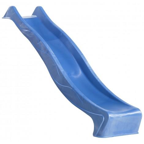 Rex csúszda, 2,3 m, kék