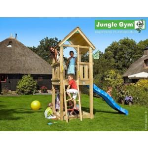 Kerti játszótér - Jungle Gym Club játszótorony