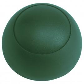 Csavartakaró gomb műa. 12 mm ZÖLD