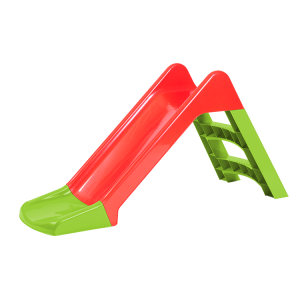 Starplast csúszda piros/zöld 120cm